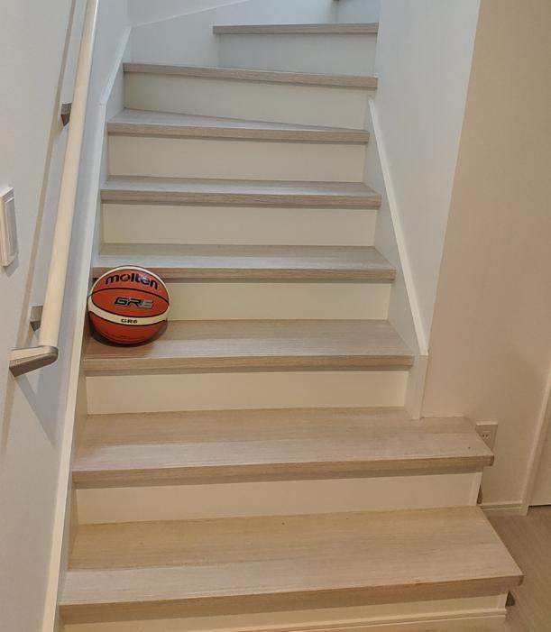 階段(下から)