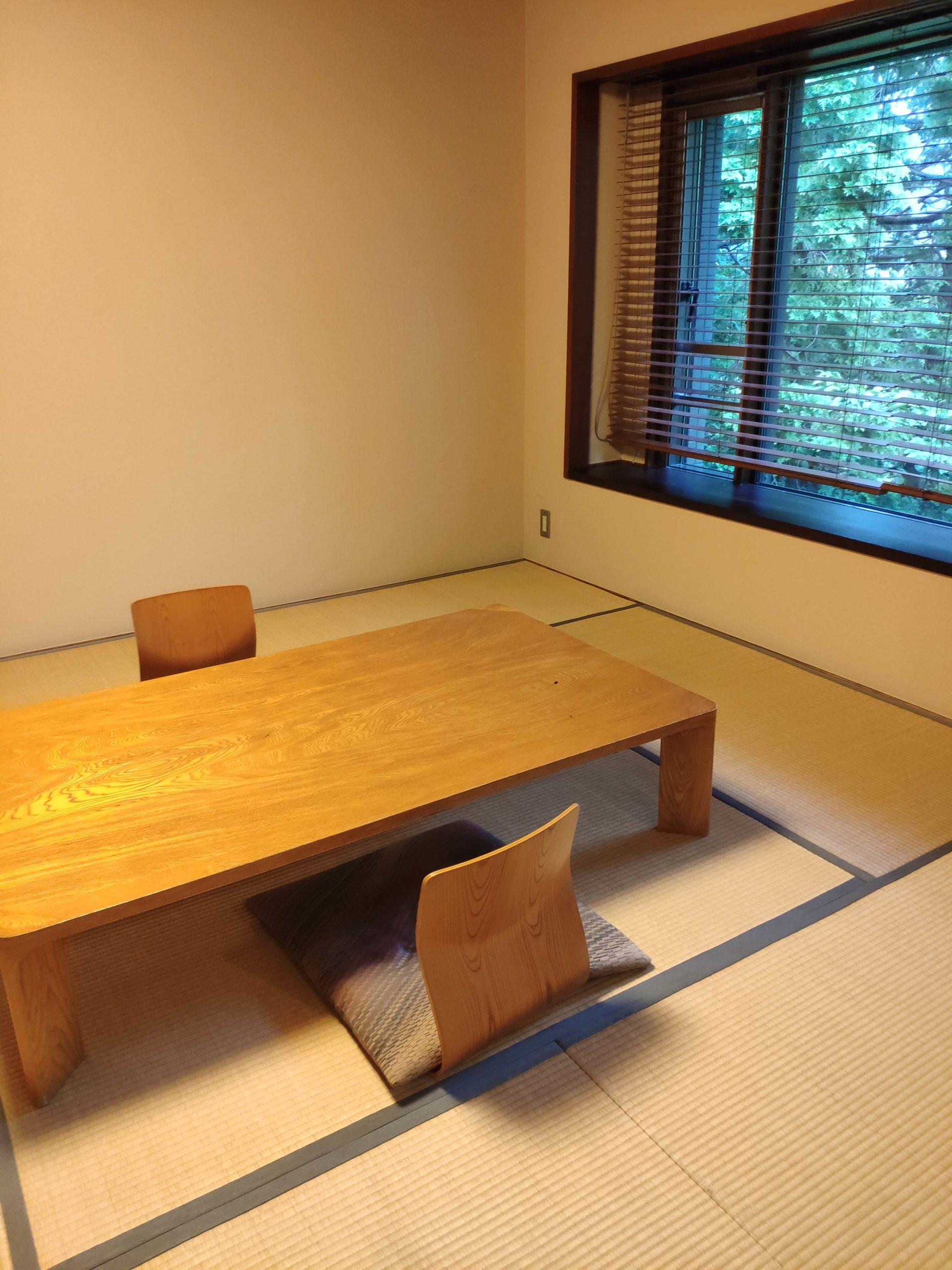 フォレスト箱根の部屋1