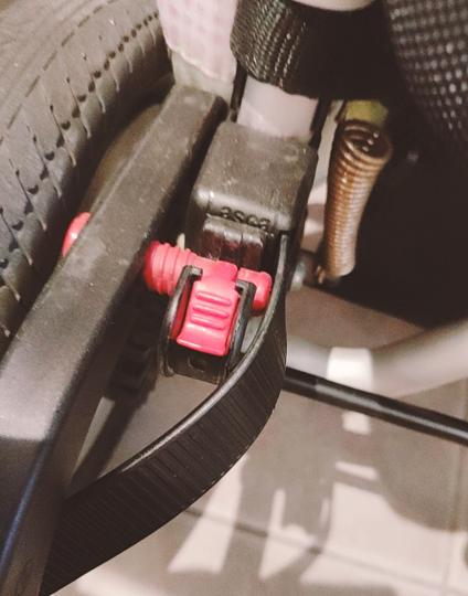バギーボード接続部分